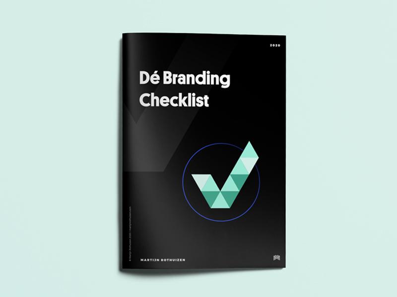 dé Branding Checklist 2021